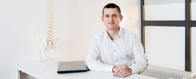 Ortopeda Marcin Bińkowski Alfamed Konin