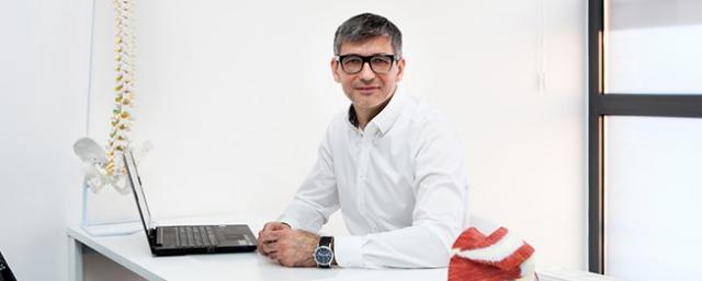 Ortopeda Grzegorz Schmidt Alfamed Konin